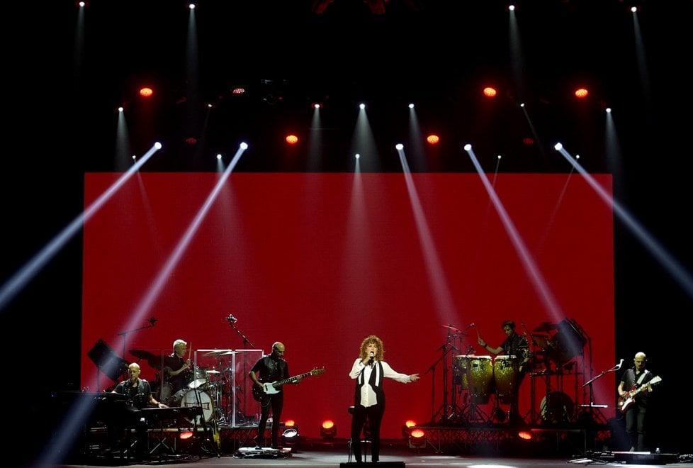Le foto del concerto di Fiorella Mannoia al Regio di Parma