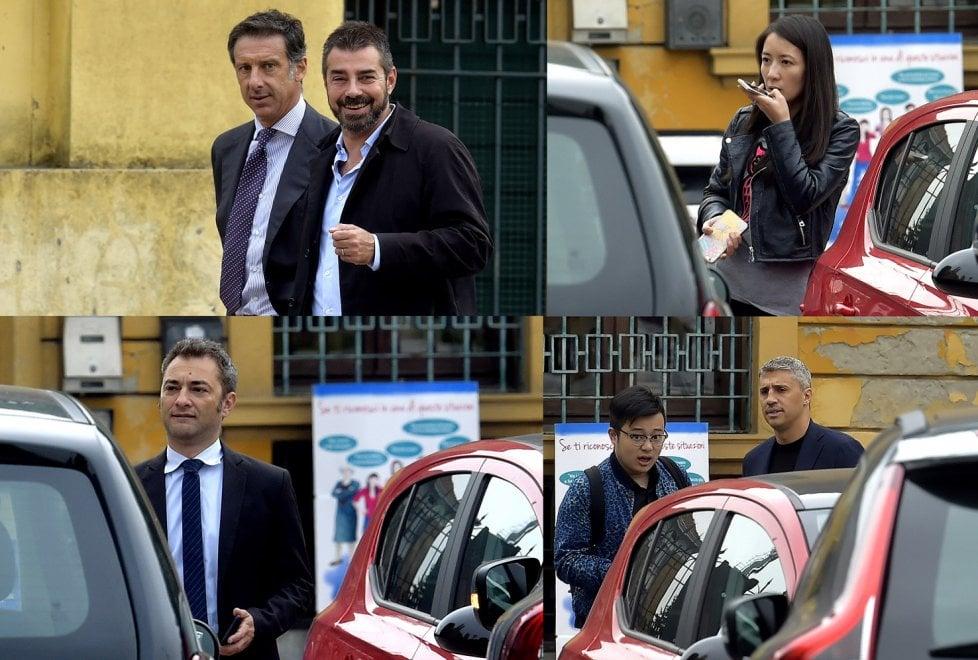 Calcio, incontro fra i dirigenti del Parma e cordata cinese - Foto
