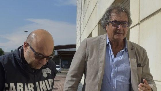 """Grillo su Fanelli: """"Corruzione storia orrenda ma grazie per la legge 38"""""""