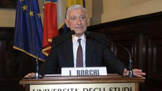 """Inchiesta, Borghi: """"Agito sempre per il bene dell'ateneo. Azioni di singoli non cadano su tutti"""""""