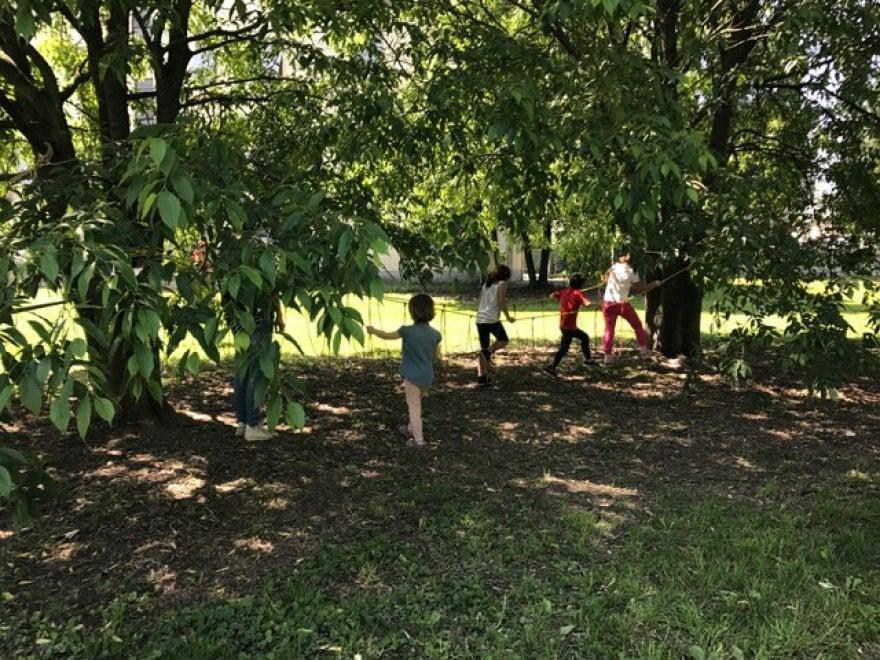 Parma, domenica al parco per famiglie e bambini