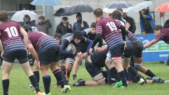 Rugby, l'under 16 degli Amatori Parma in finale nazionale