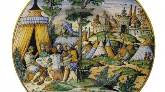 Arte, da Pandolfini la collezione di maioliche e porcellane di Pietro Barilla