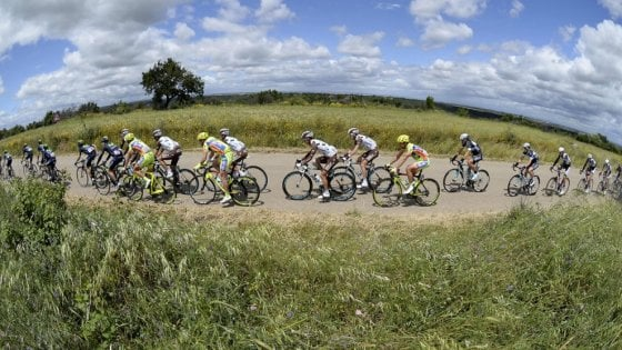 Parma, venerdì passa il Giro d'Italia