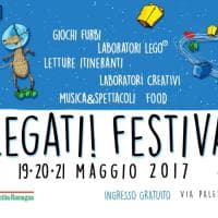 Slegati! Festival: al Wopa di Parma giochi furbi, musica e mattoncini