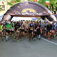 Valtaro, l'invasione dei trail runner
