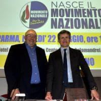 Movimento Nazionale per la Sovranità: Storace e Alemanno a Parma