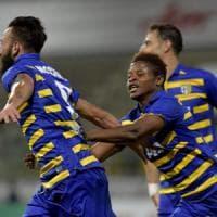 Nocciolini-Baraye: Piacenza battuto, il Parma è ai quarti
