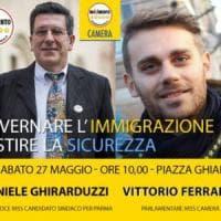 Incontro sulla sicurezza a Parma, deputato grillino derubato rinuncia