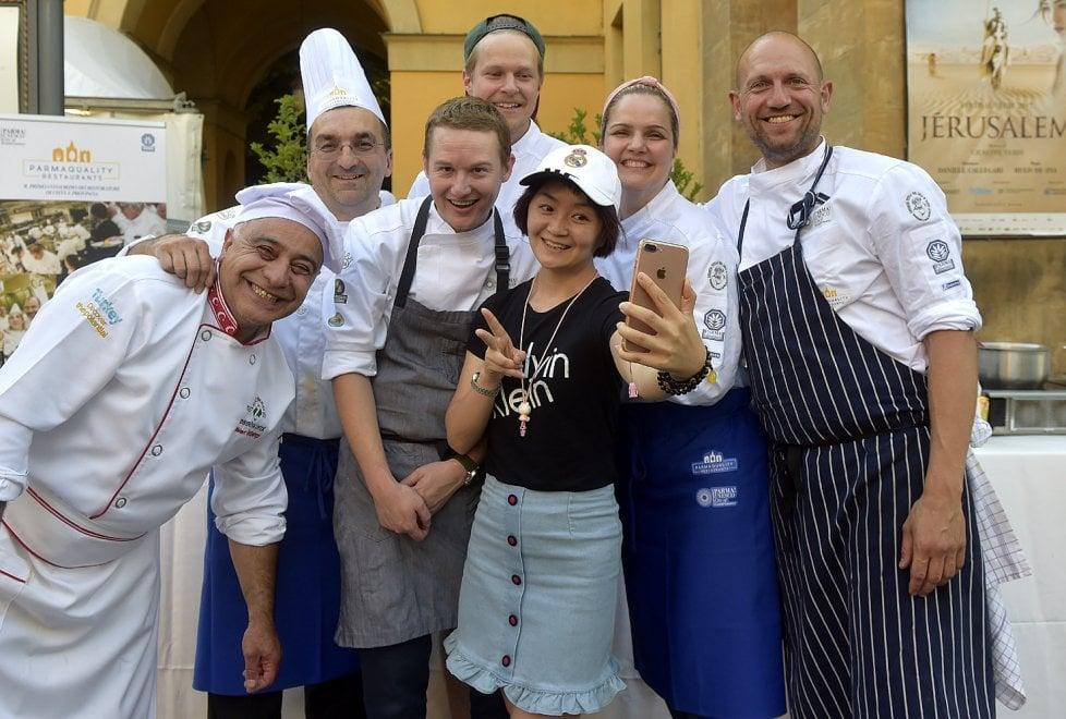 Gola Gola Festival, a tavola con gli chef delle città Gastronomia Unesco