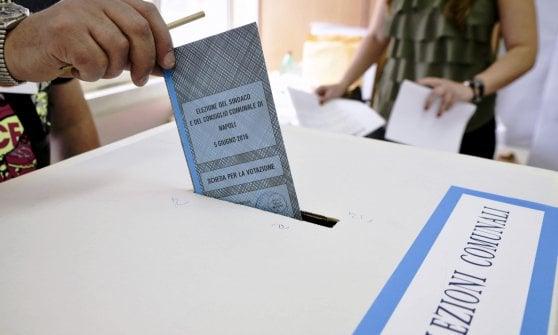 Elezioni Comunali: seggi aperti in 1.004 città italiane