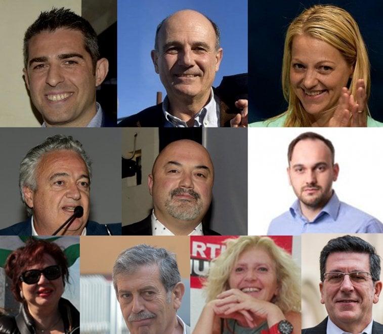 Elezioni a Parma, chi sono i dieci candidati sindaco