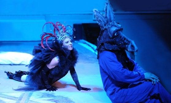 """Parma, """"Sogno di una notte di mezza estate"""" nell'Arena Shakespeare del Due"""