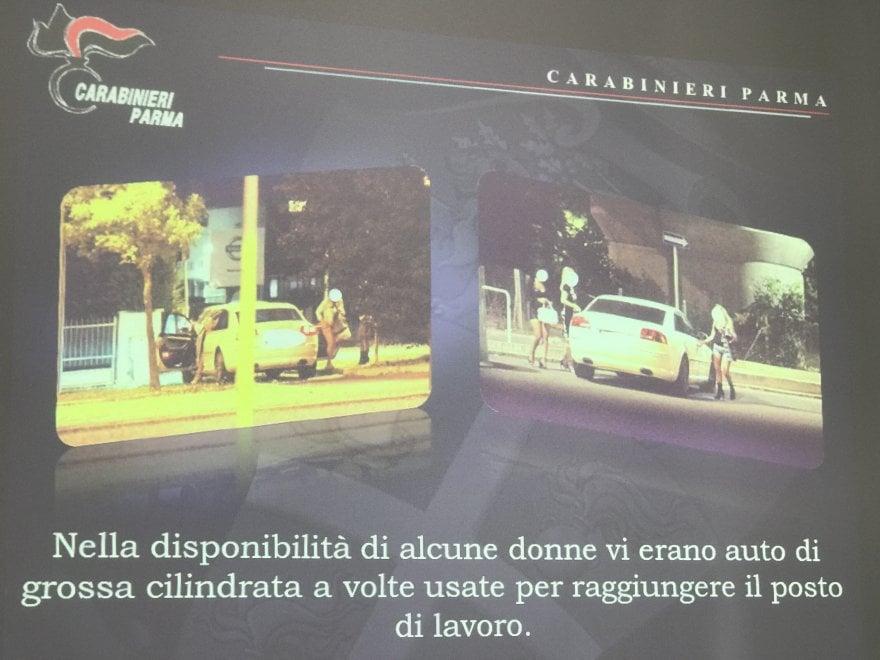 Parma, lotta alla prosituzione: operazione dei carabinieri