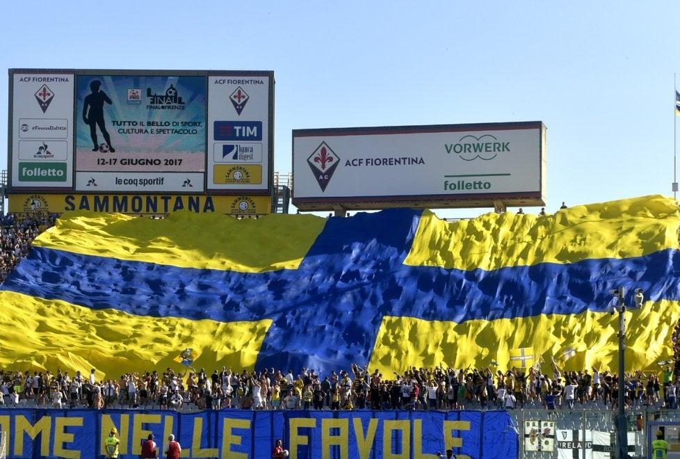 Il Parma batte l'Alessandria e vola in B: il film della partita