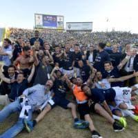 Il Parma torna in serie B Lucarelli: