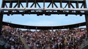 Arena Shakespeare: in 700 per  Sogno di una notte di mezza estate