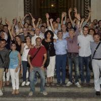 Ballotaggio a Parma, vince Pizzarotti: i festeggiamenti
