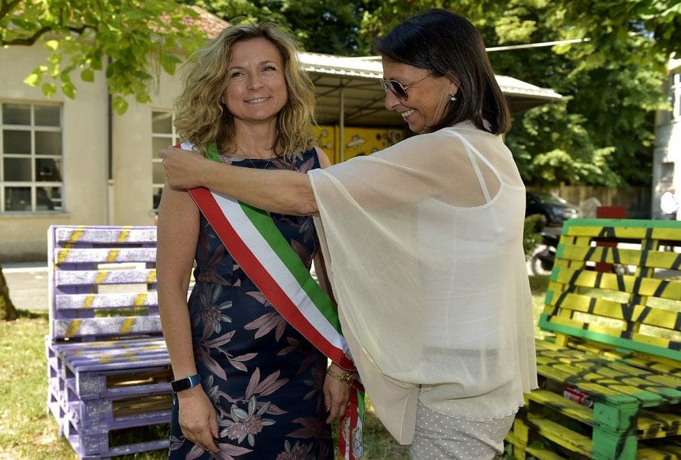 Parma, prima uscita ufficiale dell'assessora Seletti - Foto