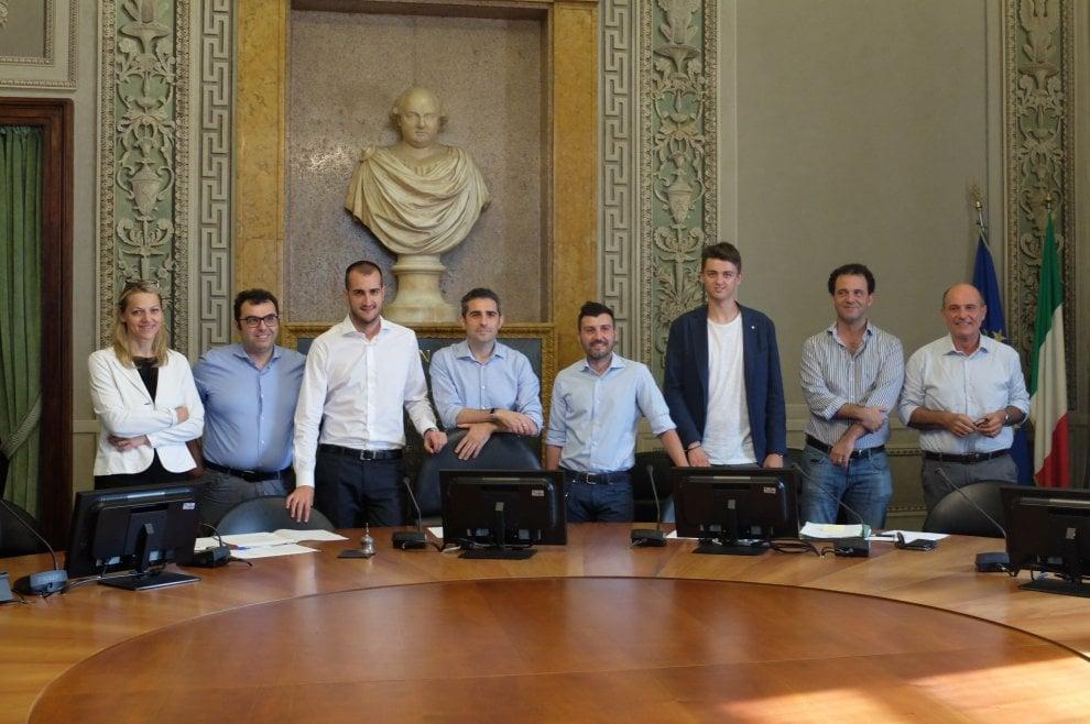 Parma, la prima riunione dei capigruppo in Consiglio comunale