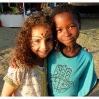 Volti e sorrisi della Festa Multiculturale