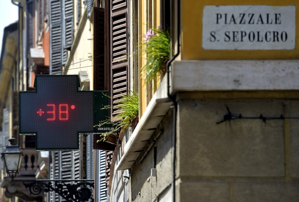 Parma, viaggio nella città torrida - Foto