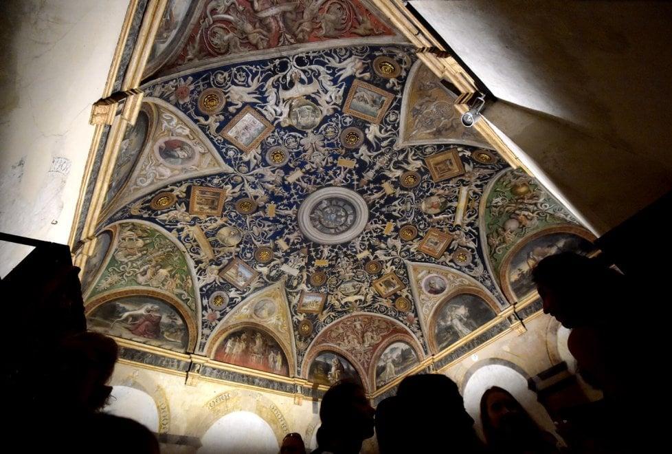 Parma, nuova luce per il complesso monumentale di San Paolo