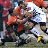 Rugby Pro 12, Zebre voltano pagina ma restano a Parma