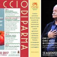 Traversetolo, Gino Paoli alla Festa del pomodoro Riccio