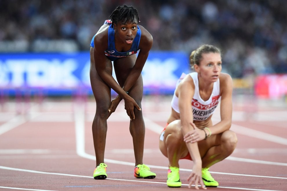Mondiali di atletica a Londra: Folorunso in semifinale