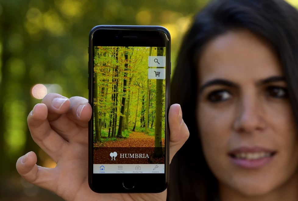 Parma, nasce Humbria l'app per tracciare i tartufi