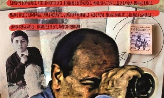 """Bernardo Bertolucci: """"Così mio fratello Giuseppe s'innamorò del cinema"""""""