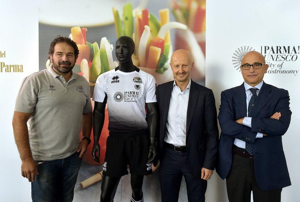 Rugby e gastronomia: le Zebre con il marchio Parma Unesco