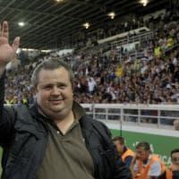 Ghirardi a Lucarelli: io estraneo al crac Parma