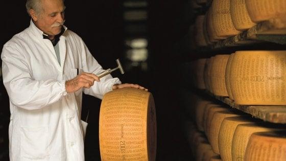 Parmigiano Reggiano senza segreti: torna Caseifici aperti