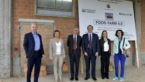 Food Farm 4.0: prende il via il cantiere del laboratorio