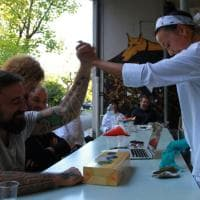 Parma, chef Rubio insegna ai giovani i segreti del cibo di strada