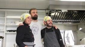 Chef Rubio insegna ai giovani i segreti del cibo di strada
