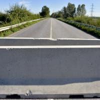 Ponte sul Po chiuso: Sorbolo invasa dai tir
