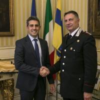 Sicurezza, a Parma Altavilla: comandante carabinieri esperto di lotta alla
