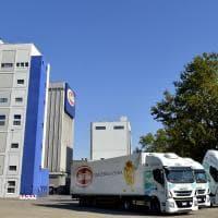 Logistica, Barilla viaggia a metano liquido per ridurre le emissioni - Foto