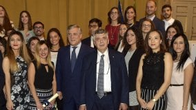 Collegio Europeo di Parma: Tajani inaugura l'anno accademico