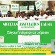 Comunità Nigeriana  di Parma marcia contro razzismo e illegalità
