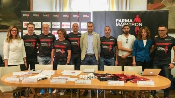 Parma Marathon 2017: podisti ai nastri di partenza