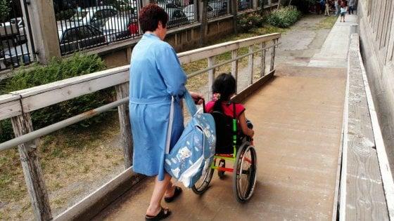 Disabili, le associazioni di volontariato: a Parma impegni disattesi