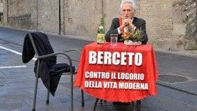 Berceto, sindaco Lucchi...contro il logorio della vita moderna
