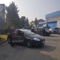 Tentato furto alle Cantine Ceci di Torrile: un arresto dei carabinieri