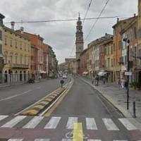 Parma, spaccata in centro: rubata da un'auto valigia con preziosi orologi