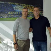 Calcio, Trezeguet a Collecchio dà la carica al Parma