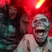 Parma, mascherato da Halloween